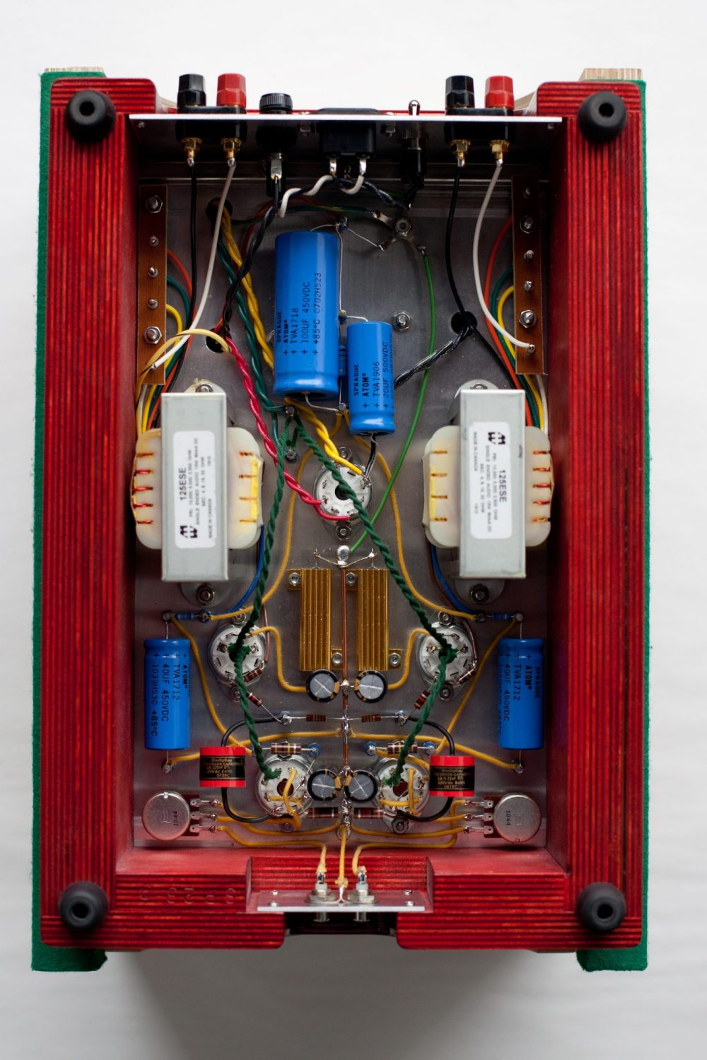 Feel free to peruse the instruction book for this lovely kit: Instruction  Book for Specimen Single Ended Stereo Tube Amp
