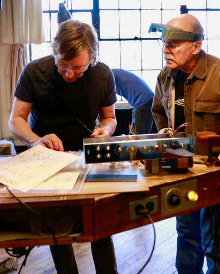 Tube Amplifier Making Course